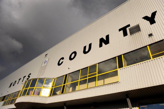 Soccer - Notts County - Meadow Lane