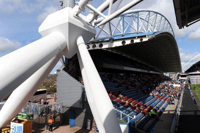 Rugby League - Engage Super League - Huddersfield Giants v St. Helens - Galpharm Stadium