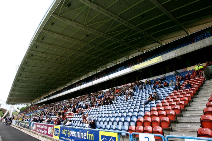 Soccer - Pre Season Friendly - Burnley v Stoke City - Galpharm Stadium
