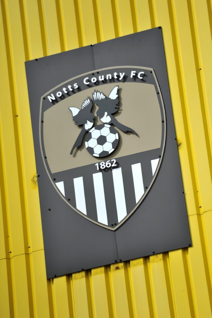 Soccer - npower Football League One - Notts County v Yeovil Town - Meadow Lane