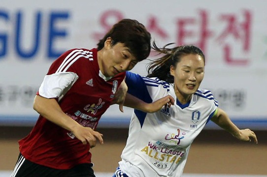 South Korean women's football teams threaten boycott if player is not 'gender tested'  - video