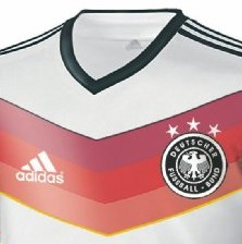 Germany's New 2014 World Cup Shirt Looks Like It's Going To Be A Belter! (Leaked Photo)