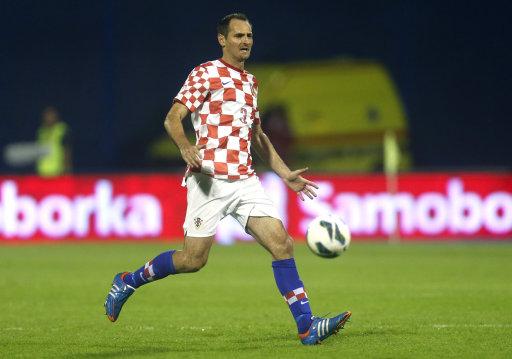 Croatia Scotland WCup Soccer