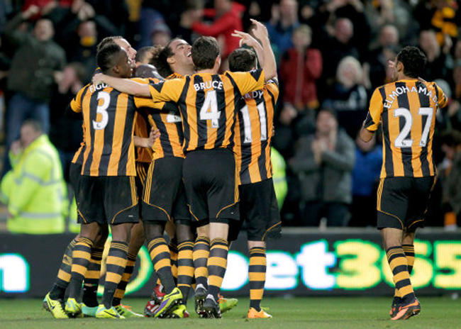 Soccer - Barclays Premier League - Hull City v Liverpool - KC Stadium