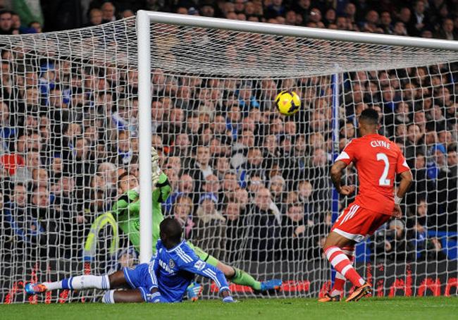 Soccer - Barclays Premier League - Chelsea v Southampton - Stamford Bridge