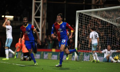 Soccer - Barclays Premier League - Crystal Palace v West Ham United - Selhurst Park