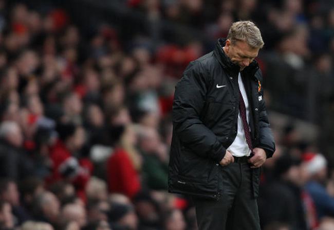 Soccer - Barclays Premier League - Manchester United v Newcastle United. Old Trafford