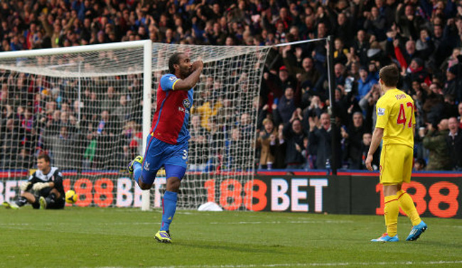 Soccer - Barclays Premier League - Crystal Palace v Cardiff City - Selhurst Park