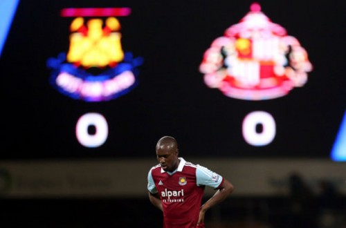 Soccer - Barclays Premier League - West Ham United v Sunderland - Upton Park