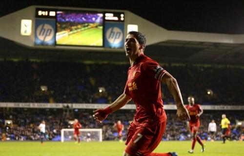 Soccer - Barclays Premier League - Tottenham Hotspur v Liverpool - White Hart Lane