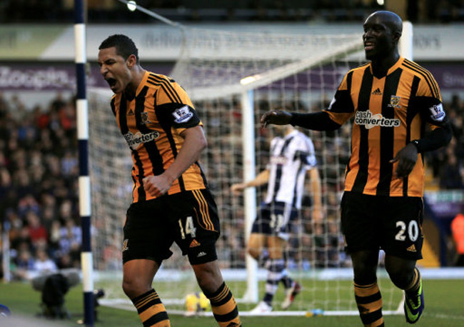Soccer - Barclays Premier League - West Bromwich Albion v Hull City - The Hawthorns