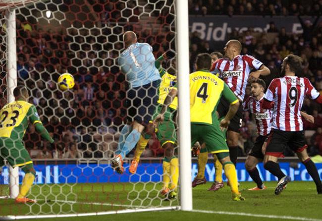Soccer - Barclays Premier League - Sunderland v Norwich City - Stadium of Light