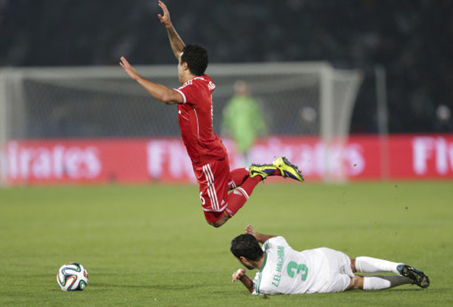 Morocco Soccer Club World Cup