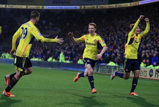Soccer - Barclays Premier League - Cardiff City v Sunderland - Cardiff City Stadium