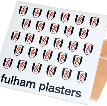 Pies' 2013 Christmas Gift Guide, No.8 – Official Fulham Plasters