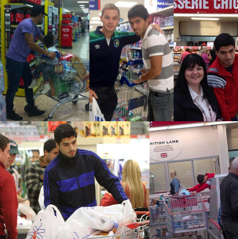 suarez-shopping