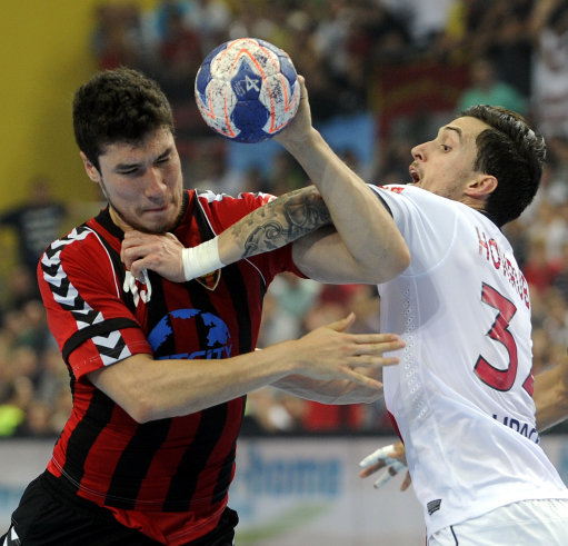 Macedonia Handball Champions League