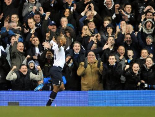 Soccer - Barclays Premier League - Tottenham Hotspur v Crystal Palace - White Hart Lane