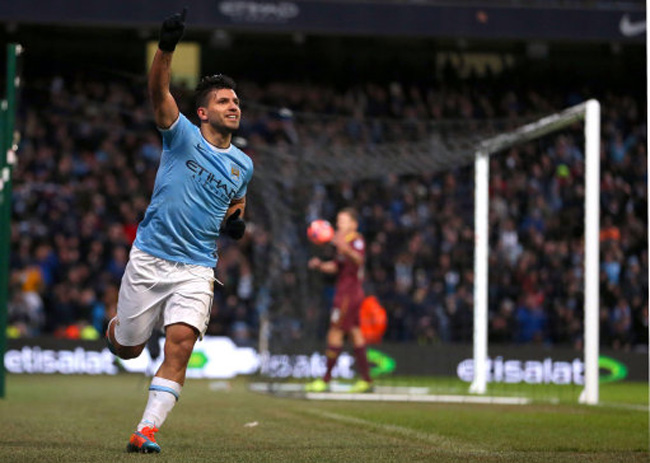 Soccer - FA Cup - Fourth Round - Manchester City v Watford - Etihad Stadium