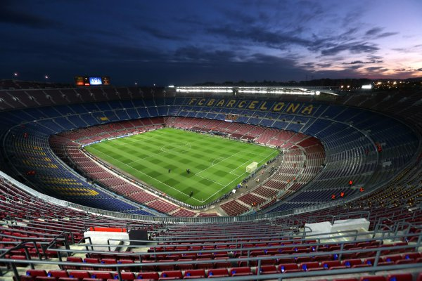 Soccer - UEFA Champions League - Round of 16 - Second Leg - Barcelona v AC Milan - Nou Camp