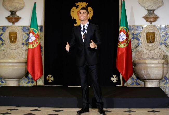 Portugal Ronaldo Soccer