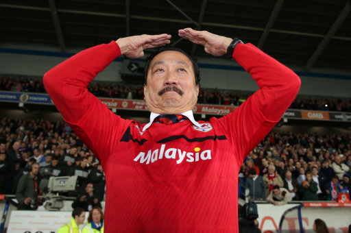 Soccer - Vincent Tan and Malky Mackay File Photo