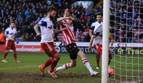 Soccer - FA Cup - Fifth Round - Sheffield United v Nottingham Forest - Bramall Lane