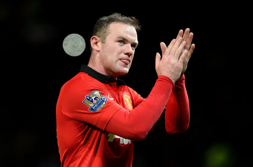 Wayne Rooney 300k Wayne Rooney Agrees Enormous New k A Week Man Utd Contract Here