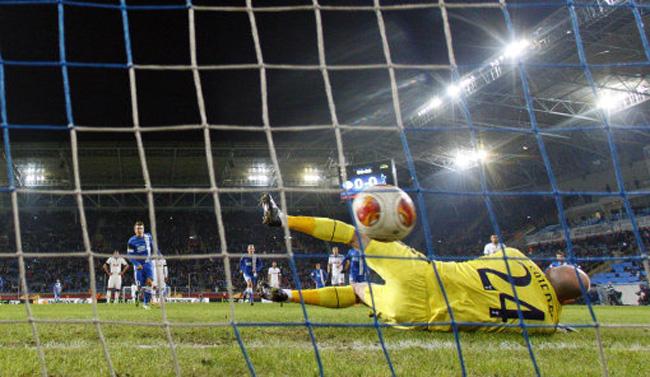 Ukraine Soccer Europa League