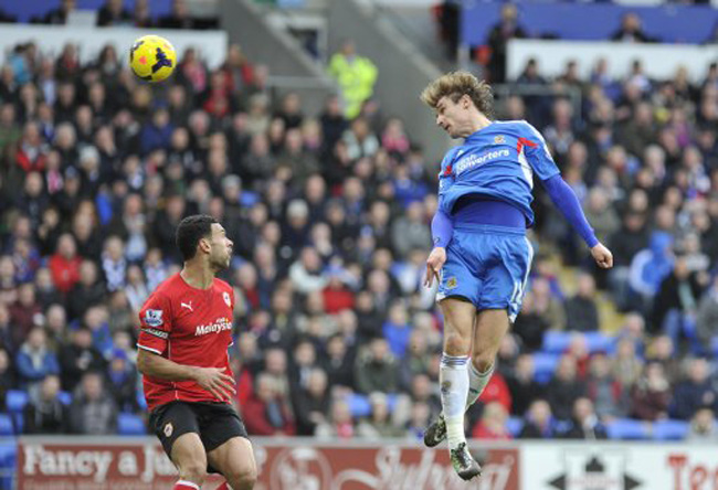 Soccer - Barclays Premier League - Cardiff City v Hull City - Cardiff City Stadium