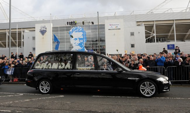 Soccer - Sir Tom Finney Civic Funeral