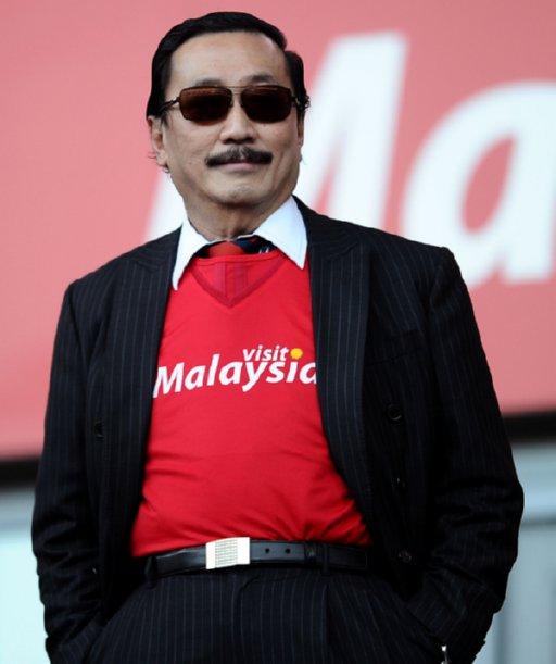 Soccer - Vincent Tan File Photo