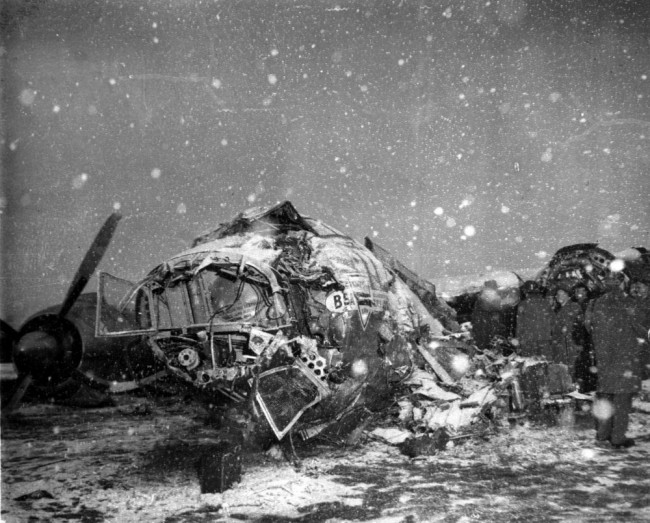 MUNICH AIR CRASH