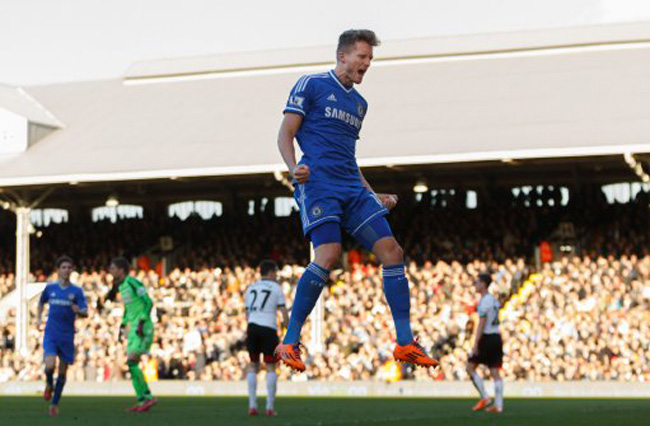 Soccer - Barclays Premier League - Fulham v Chelsea - Craven Cottage