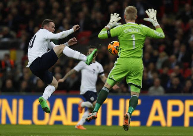Britain Soccer England Denmark