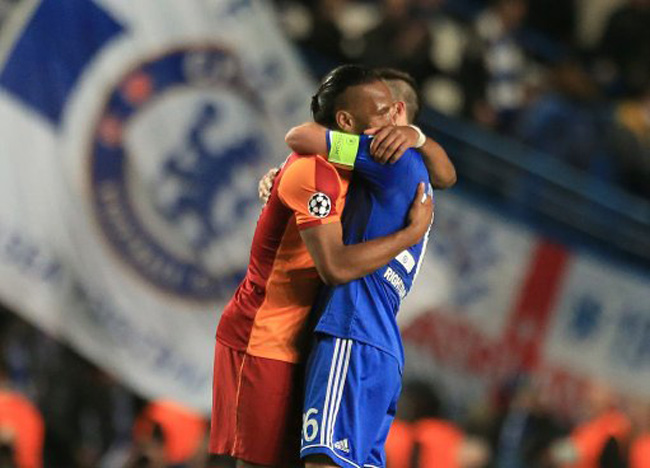 Soccer - UEFA Champions League - Round of 16 - Second Leg - Chelsea v Galatasaray - Stamford Bridge