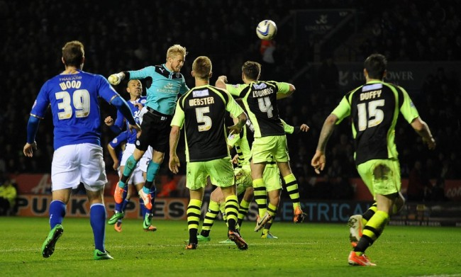 Soccer - Sky Bet Championship - Leicester City v Yeovil Town - King Power Stadium