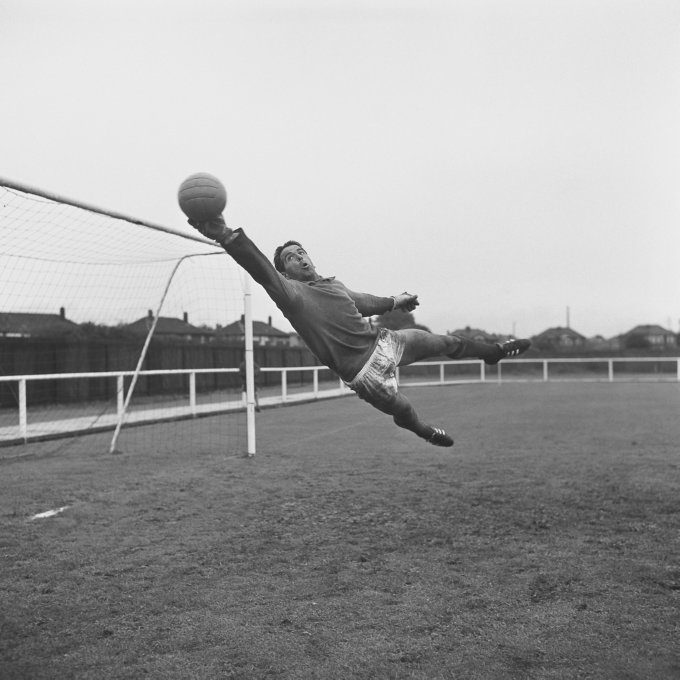 Soccer - World Cup England 1966 - Portugal Training - Cheadle