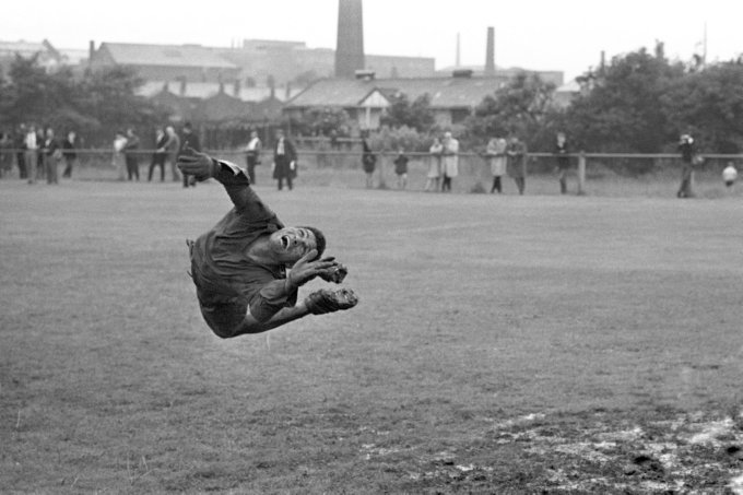 Soccer - World Cup England 1966 - Brazil Training - Bolton