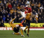 Soccer - Barclays Premier League - Wolverhampton Wanderers v Manchester United - Molineux
