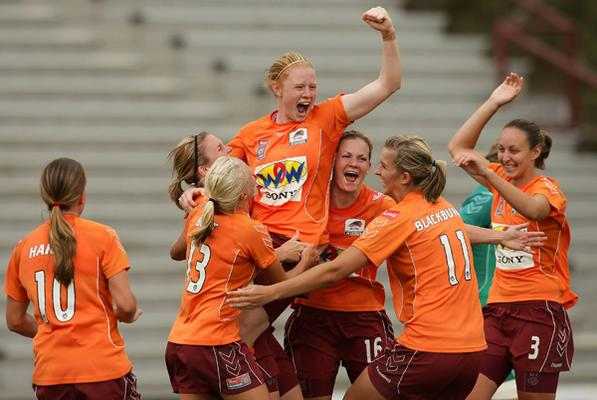 W-League 2009 Grand Final - Roar v Canberra