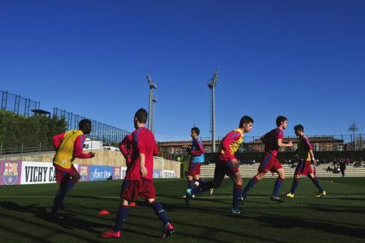 Spain FIFA Ballon d'Or Barcelona Soccer
