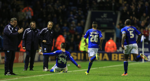 Soccer - Sky Bet Championship - Leicester City v Sheffield Wednesday - King Power Stadium