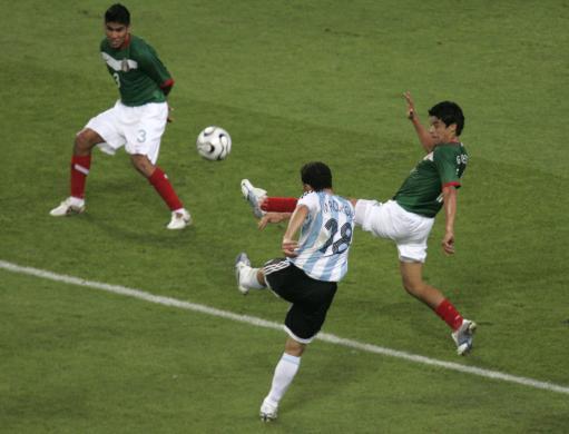 Argentina Contra México