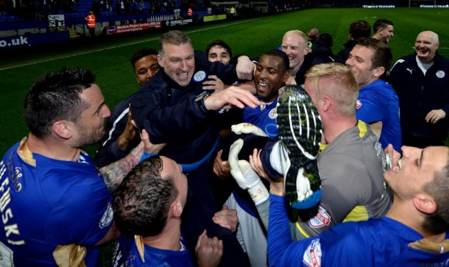 Soccer - Sky Bet Championship - Bolton Wanderers v Leicester City - Reebok Stadium