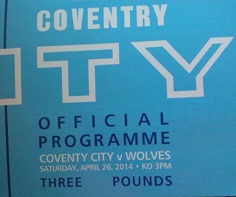 coventry-city-programme