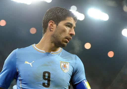 Soccer - International Friendly - Austria v Uruguay - Worthersee Stadion