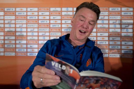 Netherlands World Cup Soccer Van Gaal