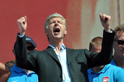 Soccer - Arsene Wenger Filer