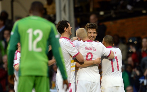 Soccer - International Friendly - Nigeria v Scotland - Craven Cottage